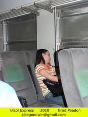 Bicol Commuter Train (alcogoodwin) Tags: philippines transport trains commuter pinay filipina bicol naga pnr pinays hornbag