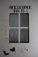 Parker State School and Prison (EsseXploreR) Tags: school abandoned state prison parker abandonednj