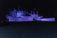 Edinburgh Castle at night (haywardk49) Tags: uk england people raw nef yorkshire wideangle northumberland d750 jpg fullframe scotish stotland