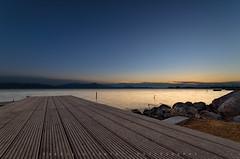 Behind my house (Fabrizio Contu) Tags: sardegna longexposure sunset seascape landscape tramonto lagoon laguna cagliari waterscape santagilla