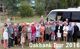 Oakbank Carnival Racing Tour - March 2016