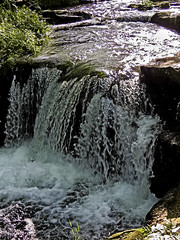 Cascate Monte Gelato (snorky_x) Tags: fall water river fiume cascate treja