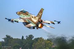Afterburner Thursday!  Nir Ben-Yosef (xnir) (xnir) Tags: israel israeliairforce iaf aviation idf air force aircraft outdoor defence   israelairforce flight generaldynamics lockheedmartin f16 fightingfalcon falcon viper