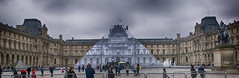 And the Pyramide disapeared...poof! (Mr MAMAZ) Tags: paris louvre carousel jr pyramidedulouvre