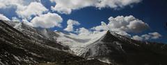 Heavens Descending (Shakti Priyan Nair) Tags: trip mountain snow mountains landscape cloudy outdoor pass snowcapped leh ladakh khardungla highest clouded motorable