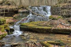 Garretts Mill Falls 1, Overton Co, TN (Chuck Sutherland) Tags: waterfall tn tennessee falls cascade overtoncounty garrettsmill overtonco garrettsmillfalls