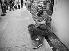 Keith (Charlie O'Hay) Tags: poverty philadelphia aids hiv homeless philly panhandling everyonehasaname