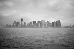 New York City Skyline (gawel.fr) Tags: new york nyc newyork skyline lumix panasonic g2