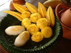 ความหมายดีๆของขนมไทย