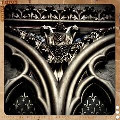 Angel - Sainte-Chapelle (melissam45) Tags: angel eglise saintechapelle gothicarchitecture frenchgothic louisix