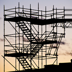 Scaffold (Carl Carl) Tags: light abstract detail lines composition square outside angles