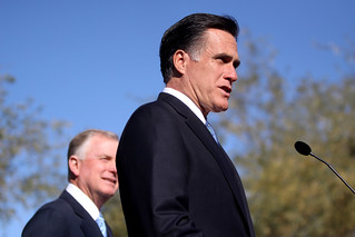Mitt Romney & Dan Quayle