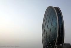Aldar Headquarters (LoKarloClick) Tags: building skyscraper uae abu dhabi circular largest headquater aldar