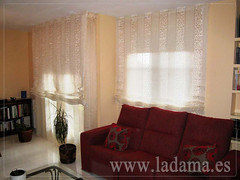"Decoración para Salones Clásicos: Cortinas con Dobles Cortinas y Bandos, Tapicerías, Paneles Japoneses, Estores... • <a style=""font-size:0.8em;"" href=""http://www.flickr.com/photos/67662386@N08/6476316979/"" target=""_blank"">View on Flickr</a>"