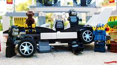 Day 342 (chrisofpie) Tags: chris pie monkey lego doug legos hero heroes minifig roger minifigure bluehat legohero chrisofpie rogeranddoug 365legos dougthechimp