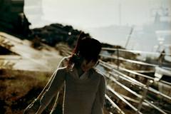 lightdays. (CUEISA) Tags: light shadow film me nikon fuji f100 days af5014d fujicolor100