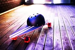 Longboarding (myphotos_flickr) Tags: summer helmet hobby longboard longboarding mindless