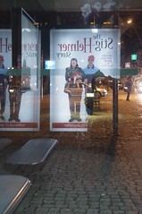 R0010986.JPG (Sigfrid Lundberg) Tags: shadow selfportrait lund reflection self sweden busstop busshelter sverige reflexion sjlvportrtt selfie skugga busshllplats busskur spegling stighelmer minoltarokkor40mmf20cle mrokkor40mmf2 lundcentralstation