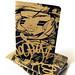 Toofly_Pocket Sketchbook Series#2 LOVE WARRIOR