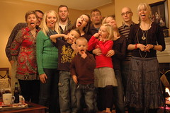 Silly face (vanderdutch) Tags: family portrait holiday silly goofy familyphoto