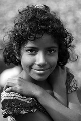 Village Girl (Tipu Kibria~~BUSY~~) Tags: portrait cute girl smile face canon eos kid village innocent 7d villagegirl villagelife canonef50mm18 canoneos7d