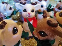 Rudolph & Friends (Cathlon) Tags: santa christmas reindeer group ansh scavenger14