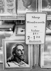 Jesus, 2 for a dollar (StreetShooter45) Tags: film jesus woolworth graphicgreg