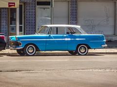 Opel (_Rjc9666_) Tags: blue classic cars azul vintage 10 carros 20 opel 322 kapitan vauxall ruijorge9666