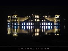 Jal Mahal @ Night (Thomas Panicker) Tags: longexposure india night canon jaipur rajasthan canonsx10
