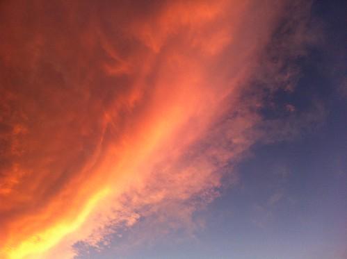 #17 Fire Sky