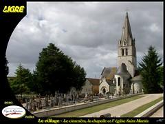 20100715-Ligré_014 (michel.cansse) Tags: france centre cimetière richelieu indreetloire paysdeloire glise ligré