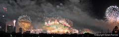 Happy New Year 2012 (Dylan Farrow) Tags: fireworks sydney newyearseve harbourbridge pixelpost flickrpost 60d