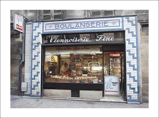 BOULANGERie rue du Loup Bordeaux