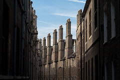 Chimneys (unluckypixie) Tags: shadow summer historical chimneys