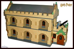 Lego HP project -module 04- Library (=DoNe=) Tags: castle by viktor lego library harry potter made custom done hogwarts legoharrypotter legoharrypottermodule legoharrypotterlibrary