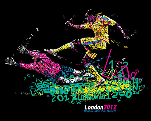 London 2012: Back to where it all started! / Charis Tsevis