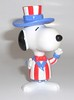 Snoopy USA  Uncle Sam