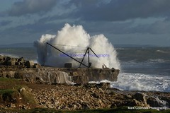 DSC00526 (Mark Coombes Photography) Tags: sea portland waves dorset rough