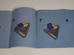 Lego Instruction book fail (Bricks_n_more) Tags: lego humor batman catwoman instruction fail