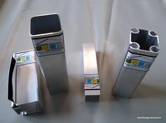 Lesage Structure - FABRICATION - Profilés (notre galerie photos) Tags: structure aluminium lesage profilé