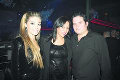 Chiristian Lopez con Liz y Omar Guarneros*