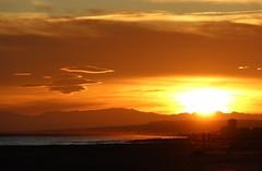 coucher du soleil 25 dcembre 2011 (cristgal56) Tags: de soleil coucher