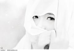 the winter Girl (Mstudio - karlchesk mai) Tags: