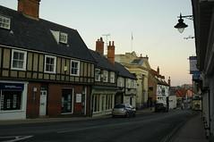 Street scene, Diss, Norfolk (Kirkleyjohn) Tags: norfolk streetscene townscape oldbuilding diss