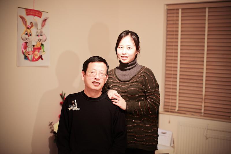 Chen Jie home dinner 037