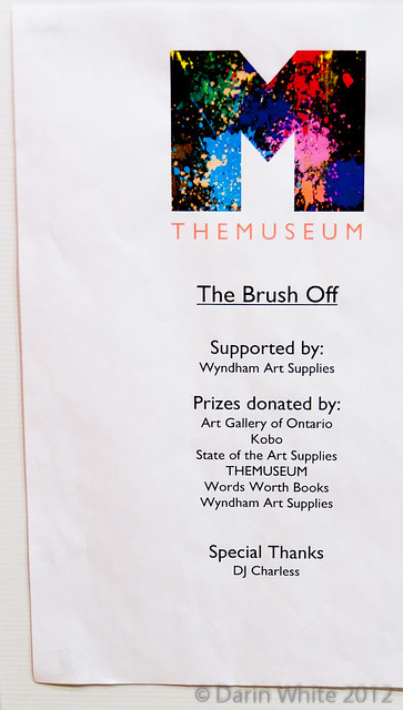 The Brush Off 2012 at THEMUSEUM 008