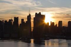 NYC Sunrise 010812-13 (Eileen O'Donnell) Tags: nyc newyorkcity travel newyork colors skyline clouds sunrise dawn cityscape skyscrapers manhattan landmarks midtown timessquare hudsonriver canon7d copyrighteileenodonnellphotography