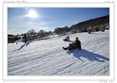 Super-Besse [Puy de Dme] (BerColly) Tags: sky mountain snow france montagne google flickr ciel neige auvergne sancy puydedome superbesse bercolly