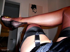 R0012070 (nylongrrl) Tags: black feet stockings shiny toes highheels arch shine legs manhattan style glossy upskirt heels gloss heel stiletto ankle nylon fully nylons garterbelt mainhattan fashioned seams suspender seamed rht breef archsatin