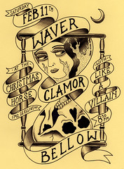 Waver Clamor Bellow (Kyler Martz) Tags: oregon portland band viola epic waver bellow clamor